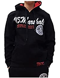 Cfeminin Sweat Enfant US Marshall Noir 542da9d39b8