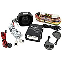 Cobra 4693 - Alarma Universal con Mandos Separados