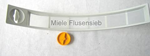 Miele Trockner Original Flusensieb Einfüllring T-Nr. 6162751