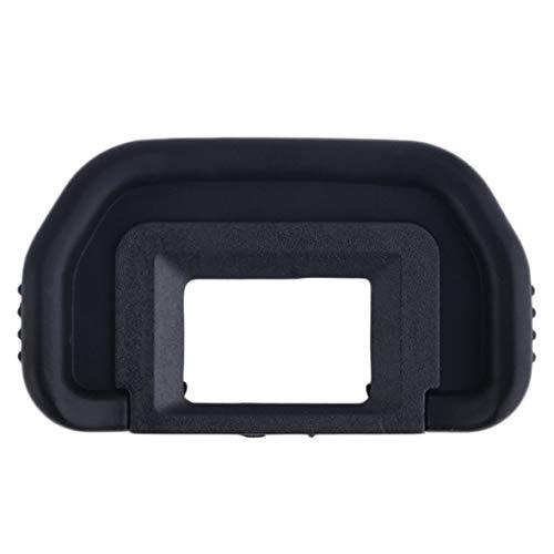 Heaviesk Auf Lager Schwarz 50mm x 30mm 15pcs Gummi Augenmuschel Okular EB für Canon für EOS 10D 20D 30D 40D 50D 60D 550D 5d 50d 40d Kamera