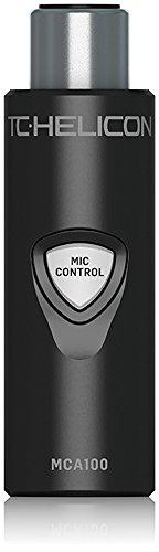 TC HELICON MCA100 - Adaptador línea XLR botón control