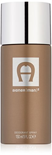 Etienne Aigner Man² homme/man, Deodorant Spray, 1er Pack (1 x 150 ml) -
