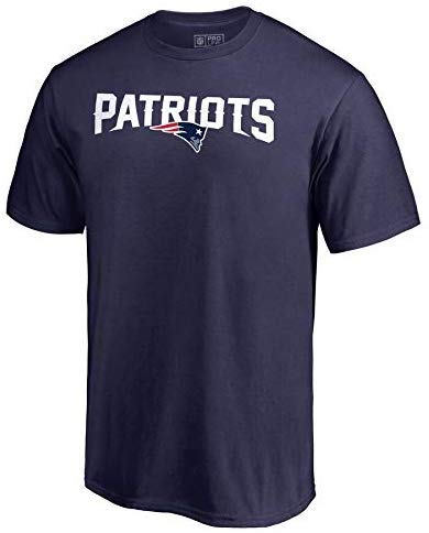 New England Patriots Shirt/T-Shirt ** Wordmark ** XXL