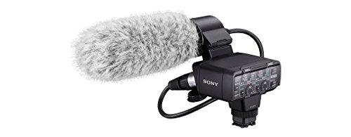 SONY XLR-K2M Microphone and XLR Adapter Kit - Black