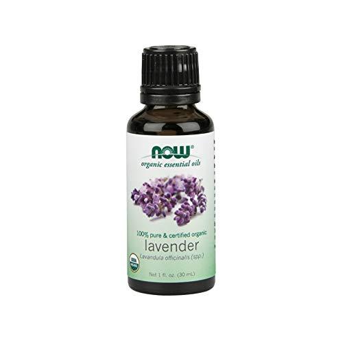 Das Reine Ätherische Öl Now Foods (Organic Essential Oils Lavender (30 ml) - Now Foods)