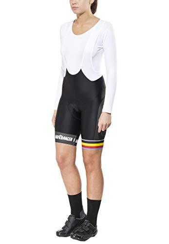 Bioracer Van Vlaanderen Pro Race Bib Shorts Damen Black Größe M 2019 Träger-Hose