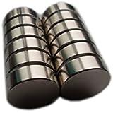 100 Imanes de Neodimio, Tierras Raras, Súper Fuertes de 3 x 1mm - N35 - Modelos de Artesanía