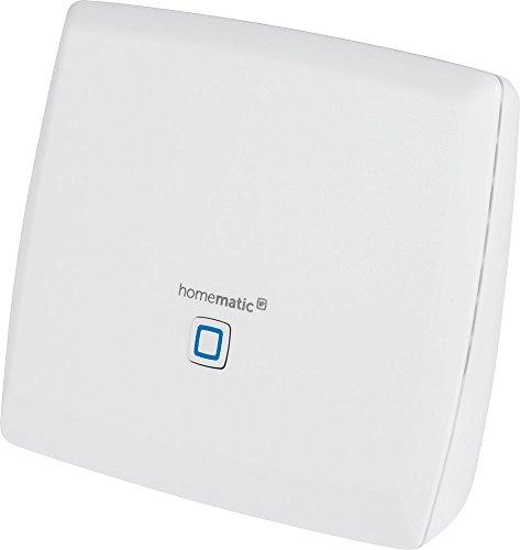 Homematic Smart Home Zentrale CCU3 inklusive mediola AIO CREATOR NEO Lizenz, 151965A0, Weiß
