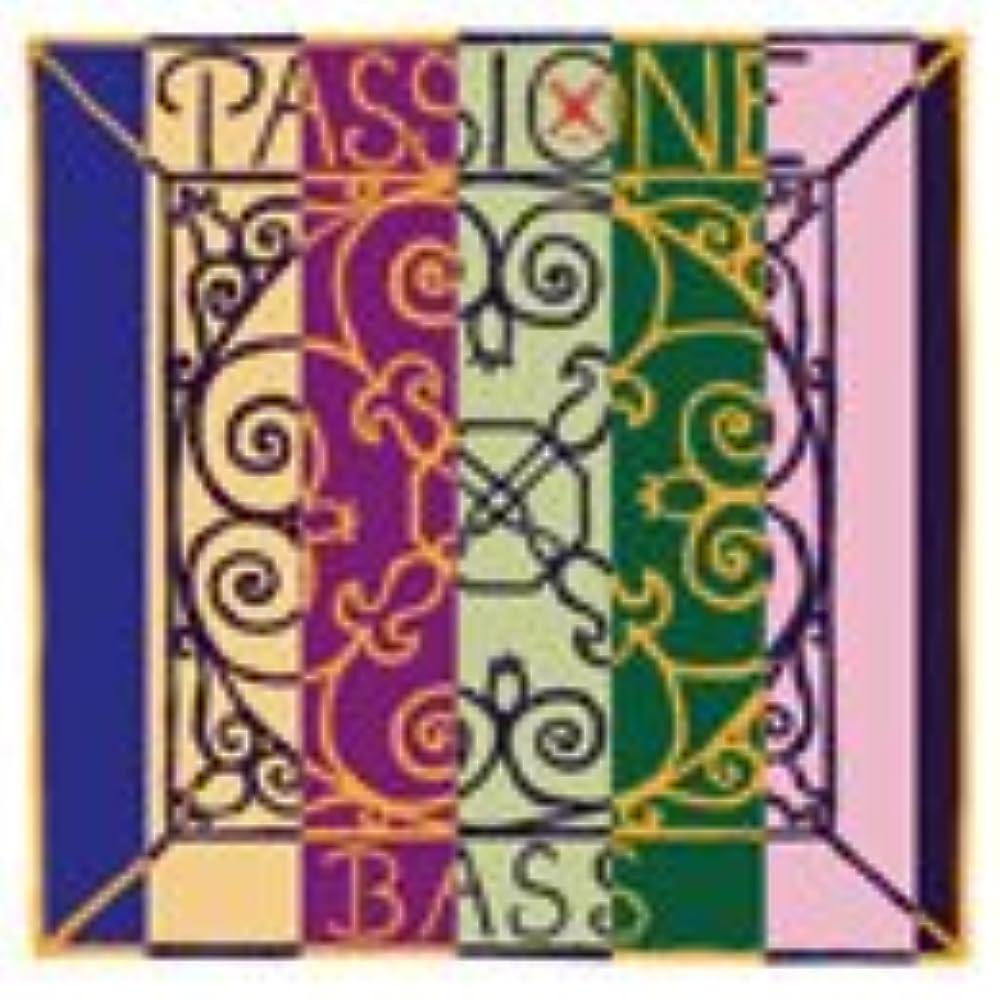 Pirastro 349420 PASSIONE Bass (Orchester) E-4 mittel