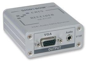 VGA Cat5, Receiver bpsca sb-6110r-av16905von Best Price Square - Cat5-receiver