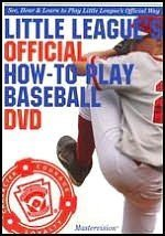 Little League's Official How-to-Play Baseball DVD by Union NJ Little Leaguers -