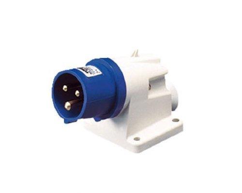 Gewiss GW60404 connettore elettrico standard 16 A 2P+T Angolo di 90°