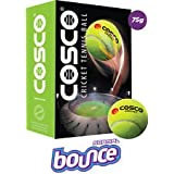 Cosco Light Cricket Tennis Ball