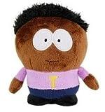 SOUTH PARK - Peluche 'Token Black' (8'/22cm) de la serie de TV 'South Park' - Quality Super Soft