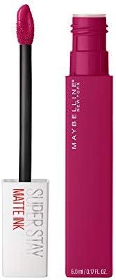 Maybelline New York Super Stay Matte Ink Liquid Lipstick, 120 Artist, 5g