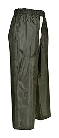 Percussion Renfort Chaps Waterproof Shooting/Hunting - Khaki (1026) Sizes 2,3,4,5 (Size 3)