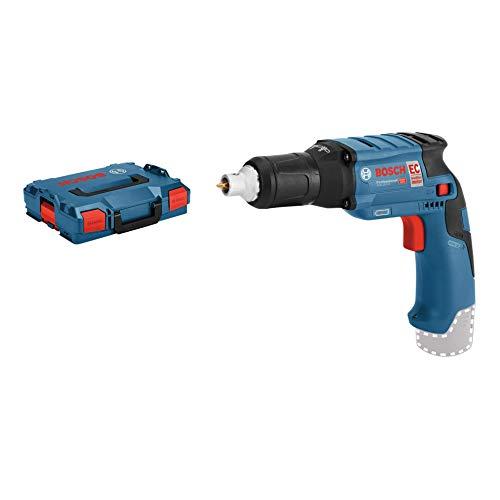Bosch Professional GTB 12V-11, Solo, Carton, Avvitatore per Cartongesso a Batteria, 10.8 V, Ioni di Litio, 900 g, Blu /06019E4002