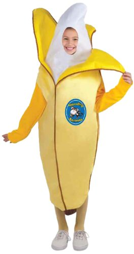 ts and Veggies Collection Appealing Banana Child Costume, Medium (Halloween-kostüme 2017 Gruppe)