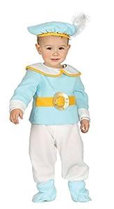 Guirca- Disfraz príncipe baby, Talla 12-24 meses (87609.0)