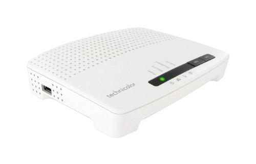 technicolour-tg582n-4-port-wireless-router