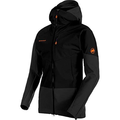 Mammut Eiger Extreme Eisfeld Light SO Hoody Jacket Men - Softshelljacke -
