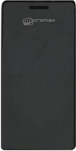 RiAN Flip Cover Case For Micromax Canvas HD Plus (A190)  available at amazon for Rs.149