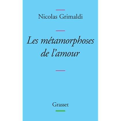 Métamorphoses de l'amour (essai français)
