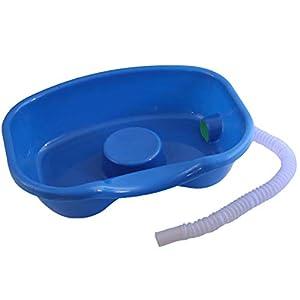Medical Hair Washing Basin Tablett Für Behinderte, Schwangere Frauen, Ältere Menschen, Kind Zu Bett Verwenden Shampoo Basin