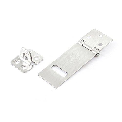 Tiroir Armoire Hardware 7,6cm longue en acier inoxydable Moraillon Staple Set