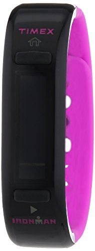 Timex Unisex-Erwachsene Ironman Move X20 Midsize Activity Bänder, pink, STANDARD