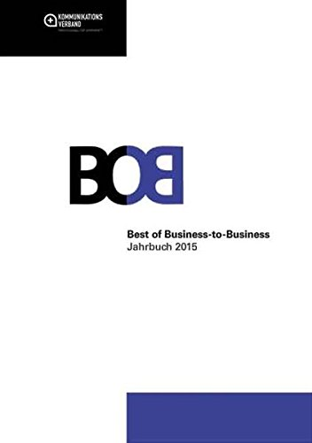 Best of Business-to-Business Jahrbuch 2015