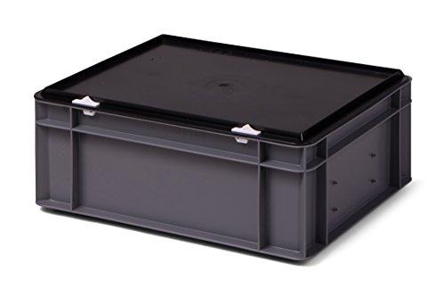 Stapelbox transparenter Deckel,
