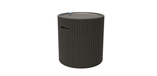 Keter 6097Cool Stool, Charcoal
