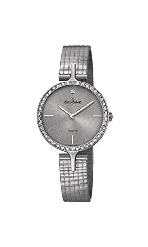 Candino Reloj Análogo clásico para Mujer de Cuarzo con Correa en Acero Inoxidable C4647/1