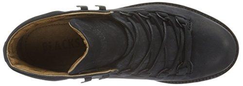 Blackstone Mw76, Bottes Classiques femme Noir - Noir