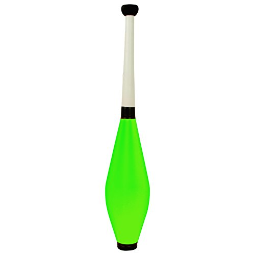 Set Of 3 Jac Products Medium Air Fluorescent Juggling Clubs  Green