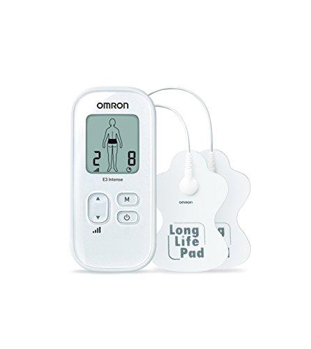 Omron HV-F021-EW E3 Intense Schmerztherapiegerät, weiß