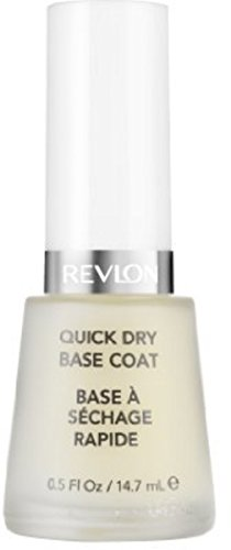 Revlon Quick Dry Base Coat 955 - Pack of 2 by Revlon