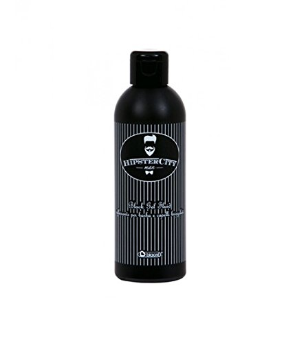 biacre 'Hipster City Man Black Gel Fluid für Bart und Haar 200 ml