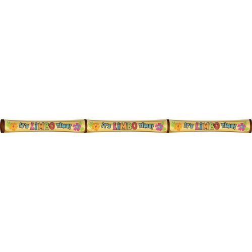 Amscan - Inflatable 6' Limbo Stick by Amscan (English Manual)