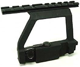 Cyma - riel de montaje, táctico, lateral, Picatinny, para réplica de AK C39