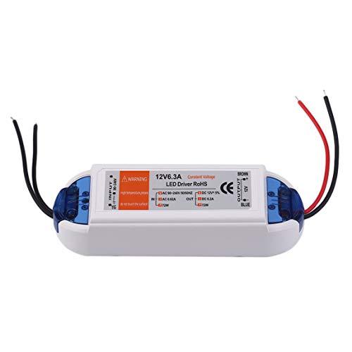 SeniorMar 18 Watt / 28 Watt / 48 Watt / 72 Watt / 100 Watt Netzteil DC 12 v LED Treiber Adapter Transformator Schalter