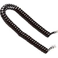 Cabling®-Cavo per telefono a spirale RJ9, colore: