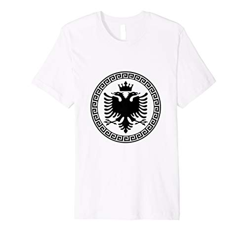 7d64ee50a Albanian flag t-shirts le meilleur prix dans Amazon SaveMoney.es