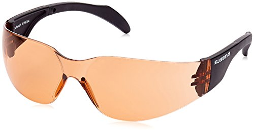 Swiss Eye Sportbrille Outbreak, Black/Orange, One Size, 14005 -