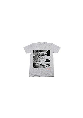 Magic Smoke - tshirt smoke Badriri Rihanna Gris