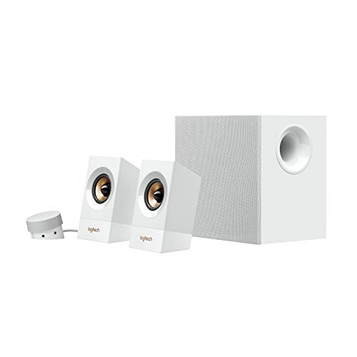 LOGITECH Multimedia Speakers Z533 WHITE