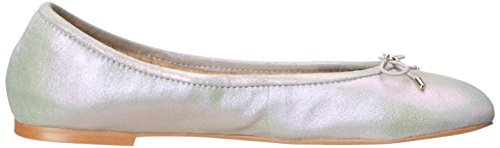 Sam Edelman Felicia - Ballerine Donna Grigio (Denim Fatina Irisdescent Leather)