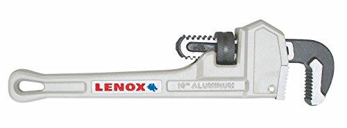 Lenox Tools 2382010Alpw leicht aus Aluminium-Rohrzange, 25,4 cm