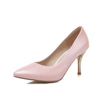 Zormey Women'S Shoes Stiletto Heel/Schuhe Heels B¨¹ro & Amp Karriere / Party & Amp Abends/Kleid Rosa/Lila/Wei?/Hellgr¨¹n US11.5 / EU43 / UK9.5 / CN45